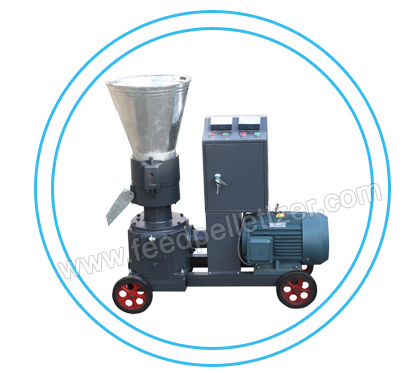 electric feed pellet mill