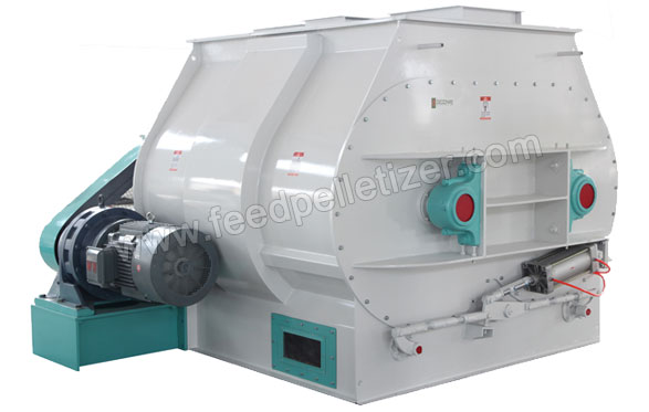 poultry feed mixer